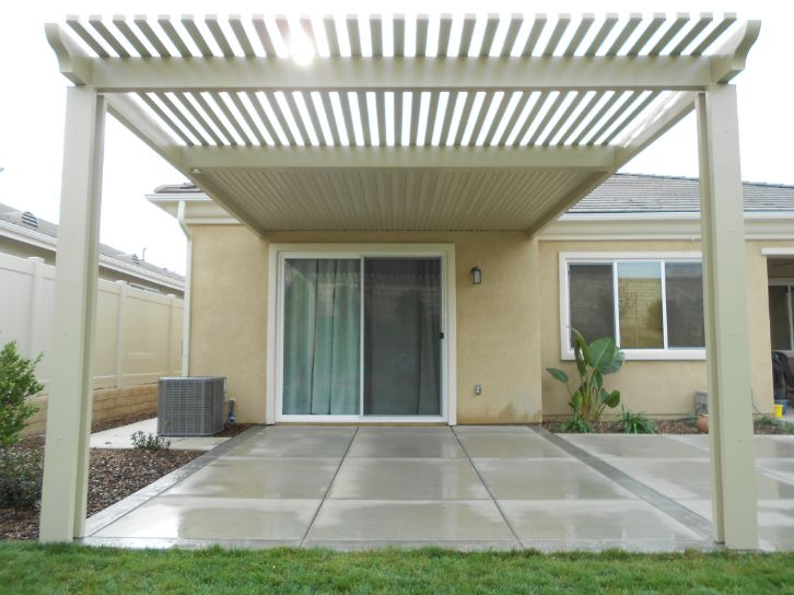 Solid Patio Covers Americal Awning