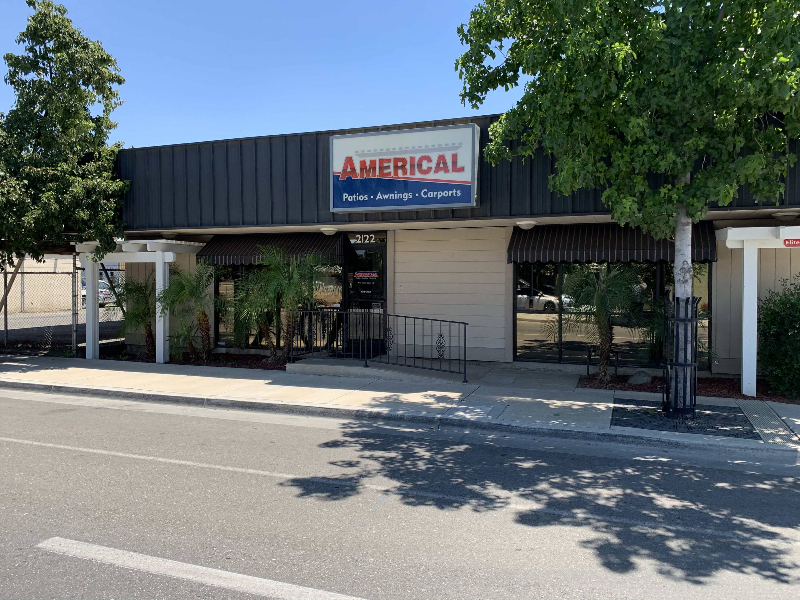 Americal Awning Showroom